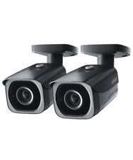 Lorex 8MP 4K IP Bullet Security Camera LNB8921BW, 250ft IR Night Vision 2-Pack