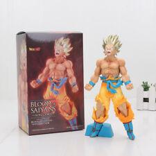 DRAGON BALL Z- Figura Goku Super Saiyan Blood of Saiyans, tamaño 18cm.