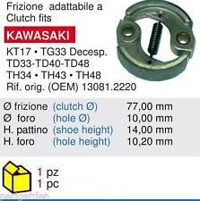 FRIZIONE  KAWASAKI -TG33-TD33-TD 40-TD 48-TH34-TH43-TH48-KT17 decespugliatore