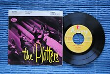 THE PLATTERS / EP MERCURY 14.193 / BIEM 1957 ( F )