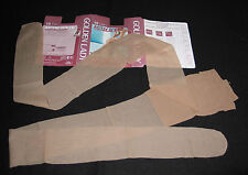 "COLLANT T 4 NYLON VOILE LYCRA ""GOLDEN LADY ACTIV ETE"" SAHARA MODE FASHION SEXY"