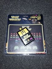 2013 Space Invaders Computer Set Mouse Pad and USB Mouse NEW