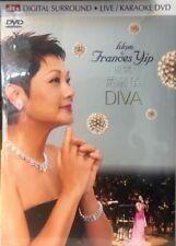 HKPO & Frances Yip Diva Live 港樂葉麗儀 2003 Karaoke DVD (All Region)
