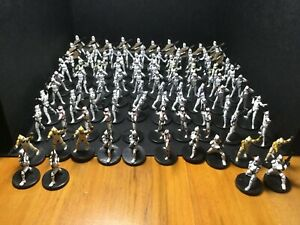 Star Wars Miniatures RANDOM LOT 5 Ep.II Clone Trooper Army Builder Legion RPG