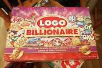 Drumond Park: Logo Billionaire Board Game - Completed With Instructions lovely