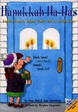 Hanukkah Ha-Has: Knock-Knock Jokes that Are a Latke Fun (Lift-The-Flap