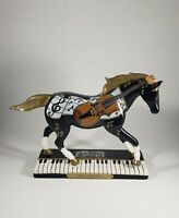 The Trail of Painted Ponies-Prance To The Music 1E/375  Horse Figurine