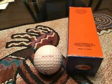 Vintage/Mint Tommy Aaron Signature Golf Ball by Ajay; Ships To Cont. U.S.A. Only