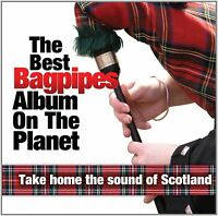 Best Bagpipes (Scottish) Album On The Planet Cd Amazing Grace Dark Island & more