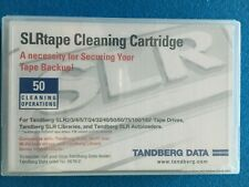 NEW Sealed Tandberg  MLR/SLR Dry cleaning tape cartridge p/n 5678-2