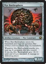 Scars of Mirrodin ~ MYR BATTLESPHERE rare Magic the Gathering card
