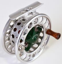 Bauer Fly Reel SST 5 Dark Green FREE LINE, BACKING & FAST SHIPPING