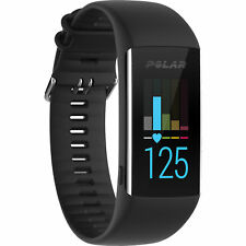 Polar A370 Running Watch with Wrist-based Heart Rate Black size M/L