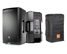 JBL EON610 Active Speaker Powered Monitor Loudspeaker + Convertible Cover