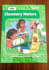 AIMS Chemistry Matters Activities Grades 5-9 Homeschool Teacher Resource NEW!!