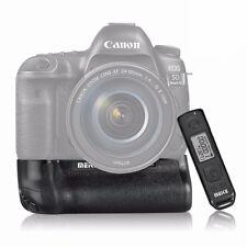 Poignée Grip Batterie pour Canon EOS 5D Mark IV + Télécommande / LP-E6 BG-E20