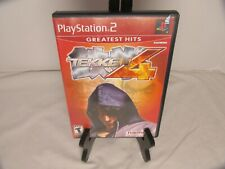 Tekken 4 Sony PS2 PlayStation 2 Play Station 2 Game Complete Tested Working