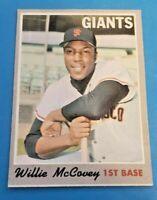 1970 Topps Set Break #250 Willie McCovey  EX-MT to NM  SF Giants