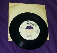 Vintage Vinyl 45 rpm Record Kentucky Bluegrass Murrell Thixton Kent Houchin Rare
