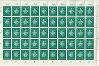 SALE Stamp Germany Sc B280 1944 Sheet WWII 3rd Reich Prussia Duke Albert MNH