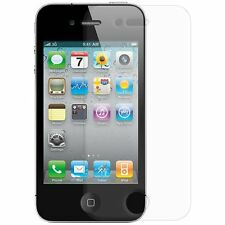 Pack of 4 Amzer Kristal Anti-Glare Screen Guard Protector For iPhone 4 4S