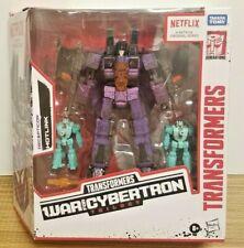 Netflix Hotlink Transformers War For Cybertron Siege Series Skywarp Walmart