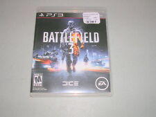 BATTLEFIELD 3 (Playstation 3 PS3) Complete
