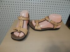 Womens natural soul sandals  - size 6.5 -  Glenistaup