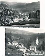 2 Karten aus St.Kathrein am Hauenstein, Steiermark  14/1/15