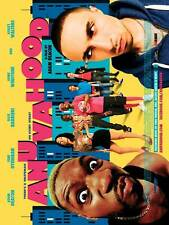 ANUVAHOOD Movie POSTER 27x40 UK Adam Deacon Femi Oyeniran Ollie Barbieri Jazzie