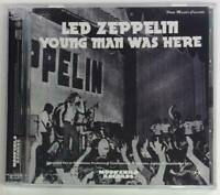 Led Zeppelin Young Man Was Here 1971 Master Cassette CD 3 Discs Set Audience