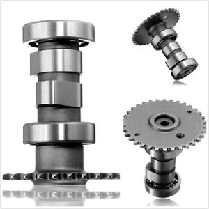 Alloy Motorcycle Bikes High Performance A9 Camshaft For 4 Stroke GY6 50cc 100cc