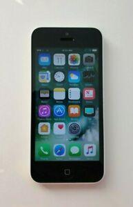 Apple iPhone 5c - 16GB - White (Verizon) A1532 (CDMA+GSM) Smartphone