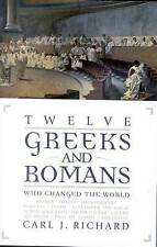 Twelve Greeks & Romans Who Ch Cb  BOOKH NEW