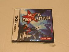 Rock Revolution Nintendo DS Brand NEW gameboy game boy Band everyone