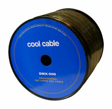 Blizzard Dmx-500 500' Spool of 22awg 120 Ohm DMX Cable