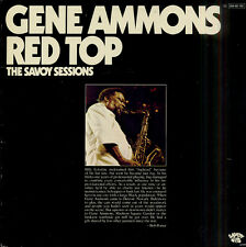 Gene AMMONS Red Top German LP SAVOY 60782
