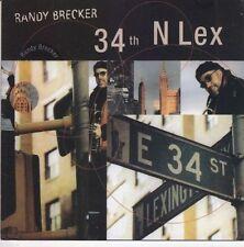 Randy Brecker / 34th N Lex (+ Michael Brecker, David Sanborn (NEW)
