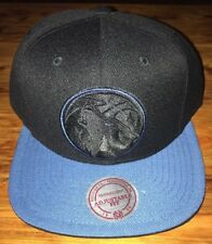 New NBA Minnesota Timberwolves Mitchell And Ness Snapback Hat Black Free Ship