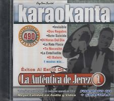 La Autentica De Jerez 1 Karaoke SEALED