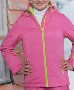 Mädchen Skijacke Gr. 158/164 Snowboard Jacke Schnee Kinder Winterjacke Pink Neu
