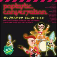Various - Poptastic Conversations Japan CD *NEU*OVP*