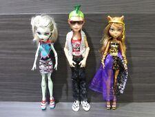 Monster High Lot de Poupées (Lot 15)