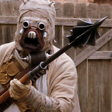 Tusken Raider Finished Gaffi Stick ANH Screen Accurate Replica Movie Prop Staff