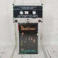 The Black Crowes Shake Your Money Maker cassette tape