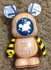 Disney Vinylmation Park 13 Chaser Variant Brown Pardon our Pixie Dust AUTHENTIC