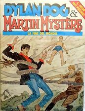DYLAN DOG & MARTIN MYSTERE LA FINE DEL MONDO