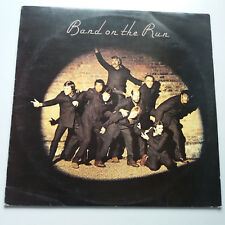 Paul McCartney - Band On The Run Vinyl LP UK Mid 70s + Inner -2/-5 VG+/EX+