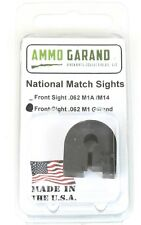 National Match Sight Front for M1 Garand 062 Nm w/ Screw Us Made New Parts