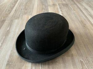 Stanton Hats Zylinder Reitzylinder Melone Reiten Dressur Gr.58 NEU + Etikett Zyl